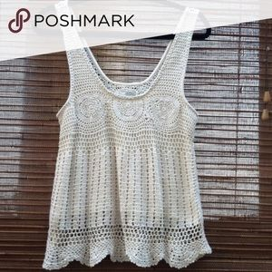 Billabong Crochet Tank